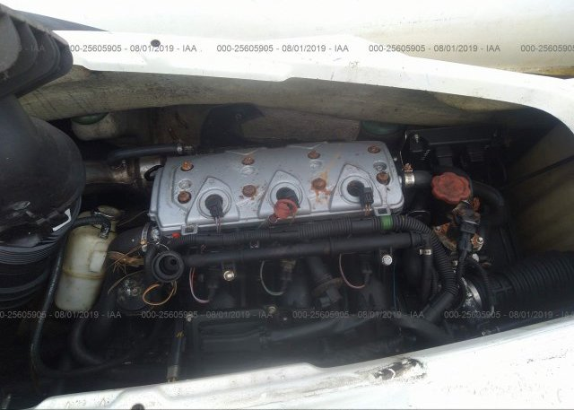 2002 SEADOO GTX 155 - ZZN71614E202