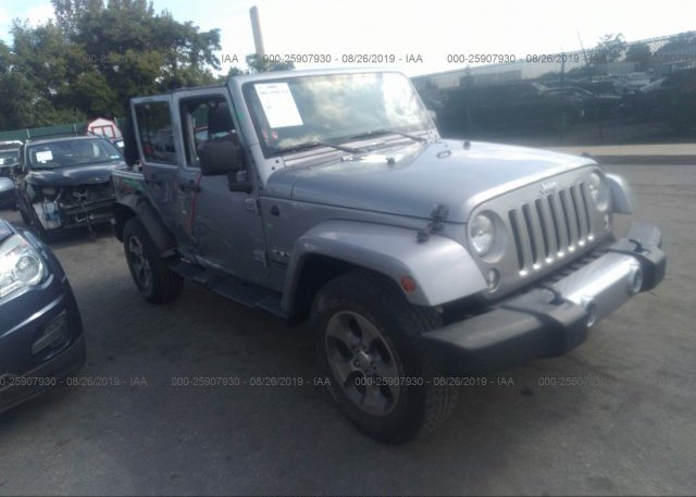 Inventory #892062990 2016 JEEP WRANGLER UNLIMITE