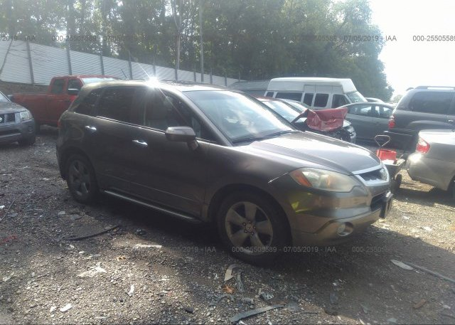Inventory #532348005 2007 Acura RDX