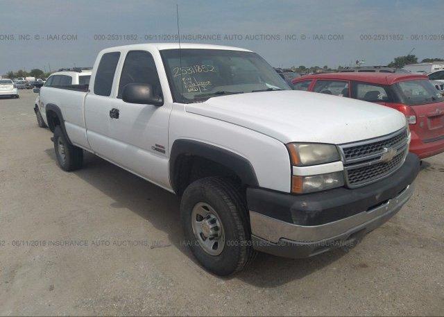 Inventory #345878984 2005 Chevrolet SILVERADO