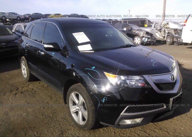 Inventory #541253271 2013 Acura MDX