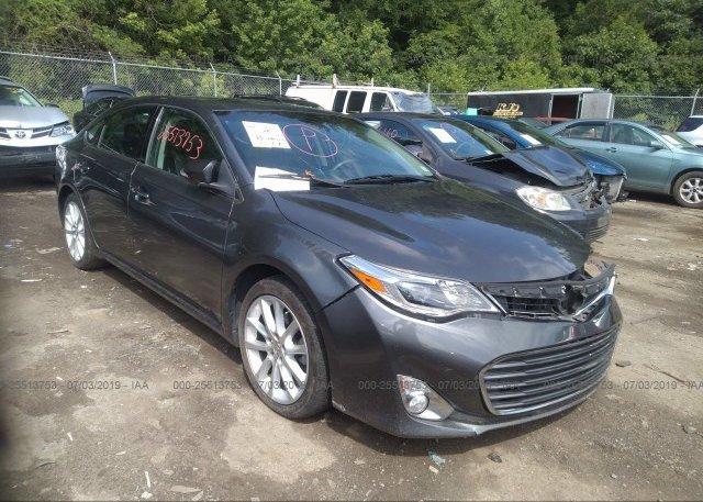 Inventory #977338581 2013 Toyota AVALON