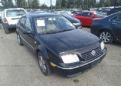 2005 Volkswagen JETTA - 3VWSE69M85M061584 Left View