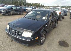 2005 Volkswagen JETTA - 3VWSE69M85M061584 Right View