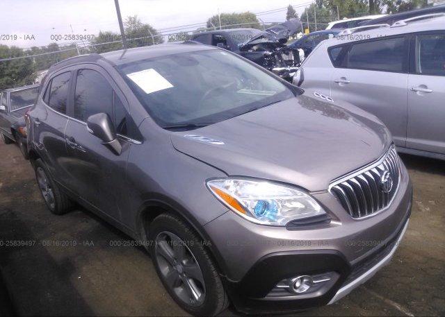 Inventory #575152265 2014 Buick ENCORE