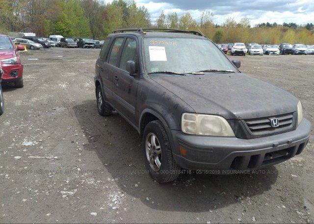 Inventory #170717759 2001 Honda CR-V
