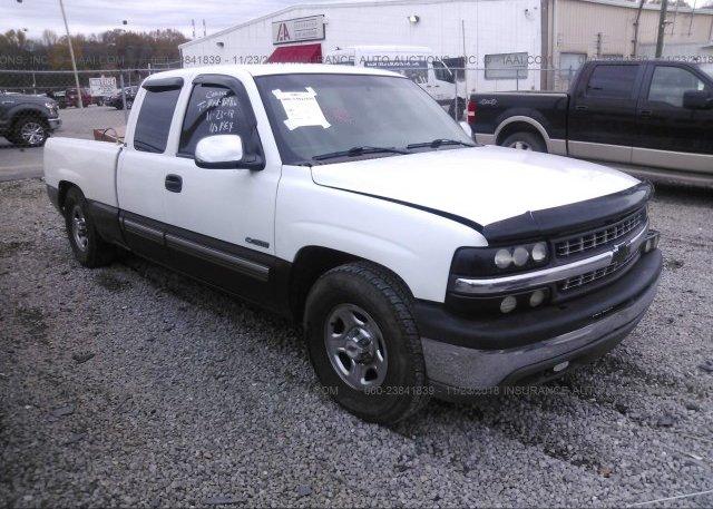 Inventory #263617978 2001 Chevrolet SILVERADO
