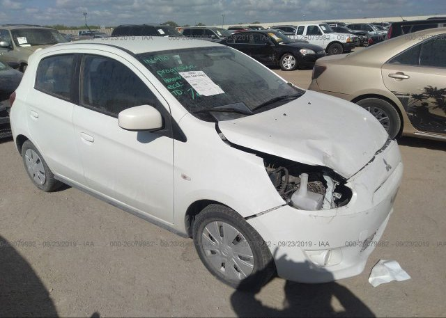 Inventory #111000150 2015 Mitsubishi MIRAGE