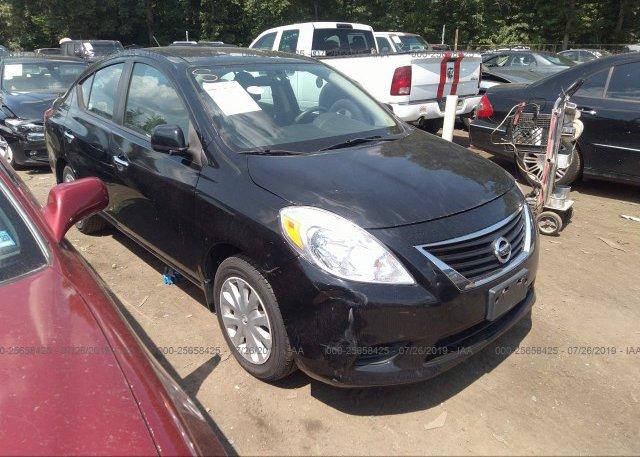 Inventory #808008166 2013 Nissan VERSA