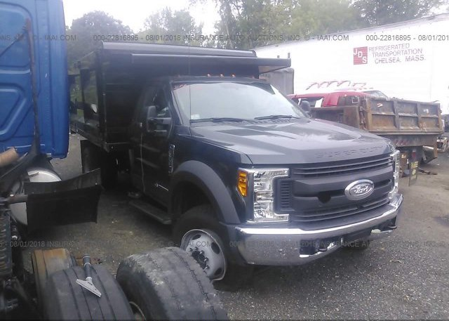 Inventory #702685328 2017 FORD F550