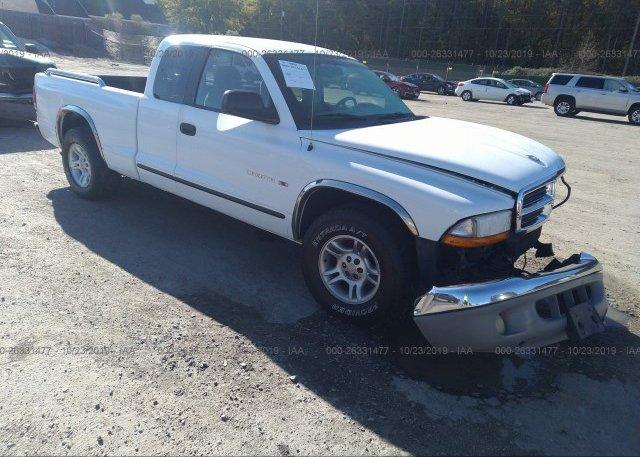 Inventory #273393314 2001 Dodge DAKOTA