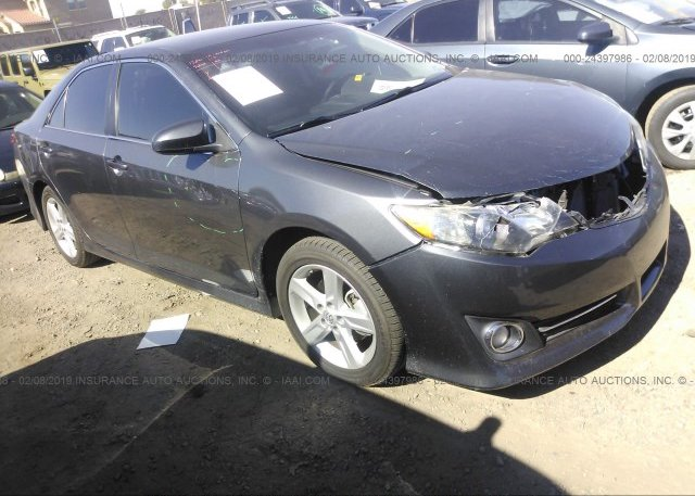 Inventory #991919525 2012 Toyota CAMRY