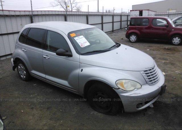 Inventory #601437506 2007 Chrysler PT CRUISER