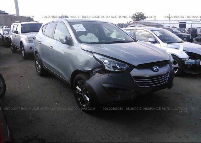 Inventory #184004330 2014 Hyundai TUCSON