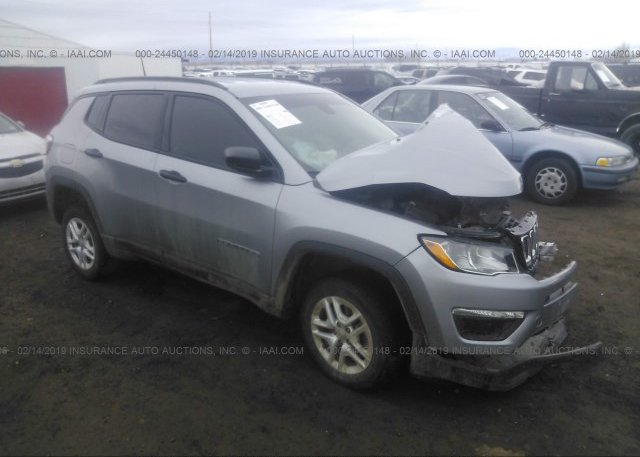 Inventory #520970791 2018 JEEP COMPASS