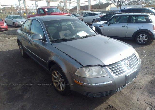 Inventory #265179923 2004 Volkswagen PASSAT