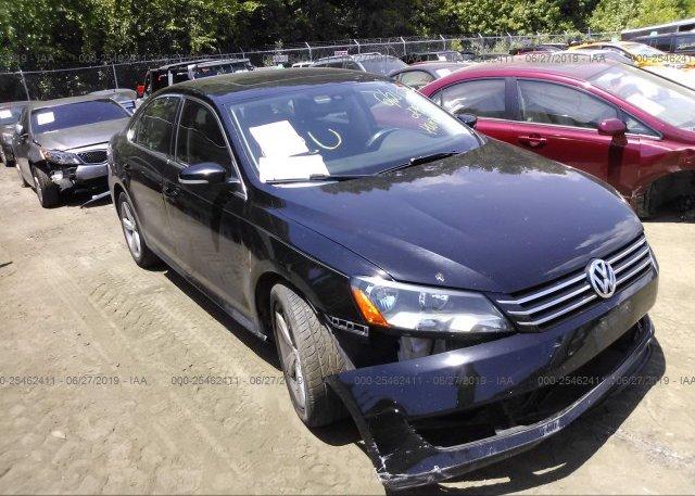 Inventory #866468249 2013 Volkswagen PASSAT
