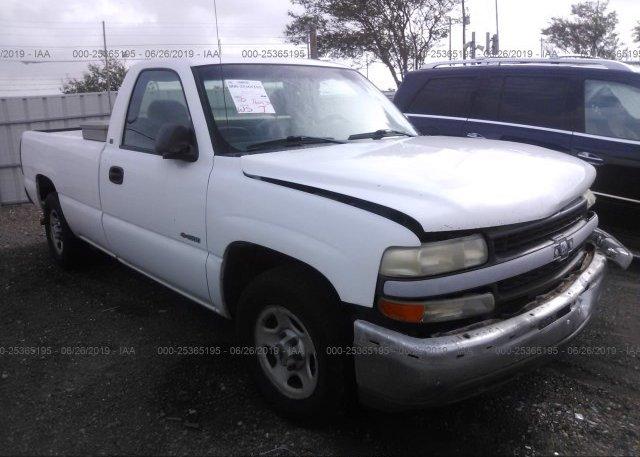 Inventory #285370065 2002 Chevrolet SILVERADO