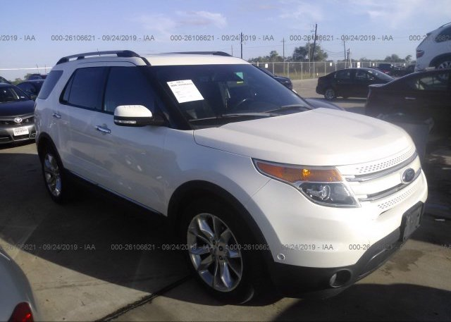 Inventory #550283721 2013 FORD EXPLORER