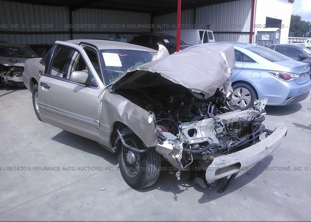 Inventory #352771704 1997 FORD CROWN VICTORIA