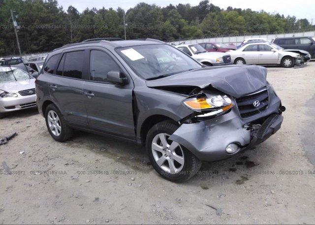 Inventory #852133773 2009 Hyundai SANTA FE