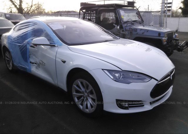 Inventory #111932953 2016 Tesla MODEL S