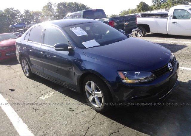 Inventory #798395229 2012 Volkswagen JETTA