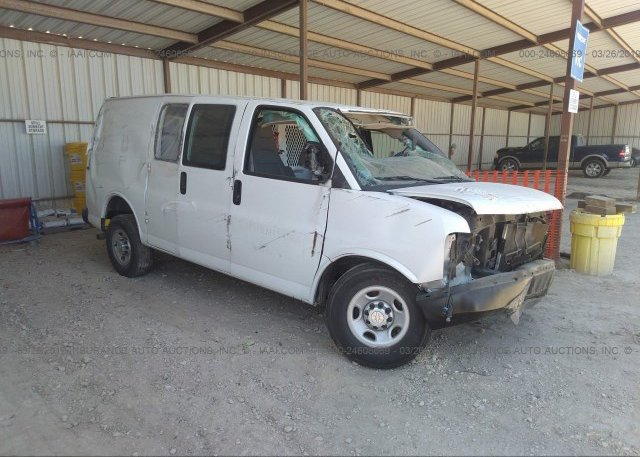 Inventory #196159603 2016 Chevrolet EXPRESS G2500