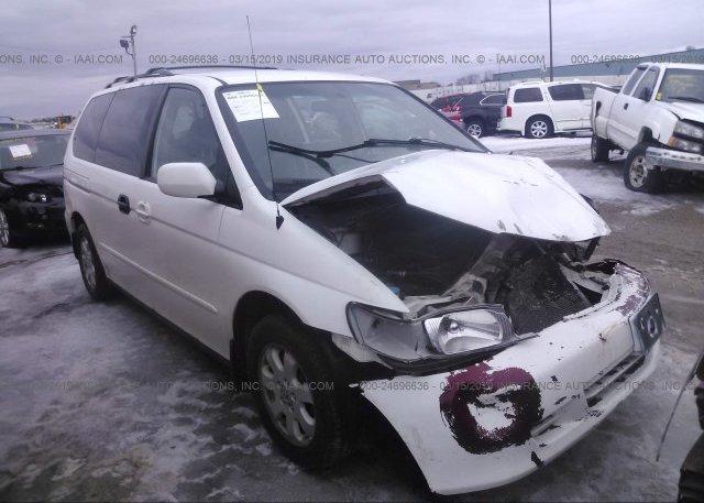 Inventory #673277039 2004 Honda ODYSSEY