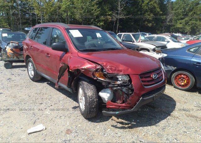 Inventory #792509941 2010 Hyundai SANTA FE