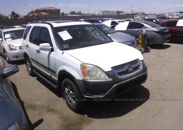 Inventory #268075474 2003 Honda CR-V