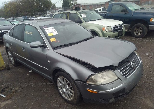 Inventory #851345788 2003 Volkswagen PASSAT