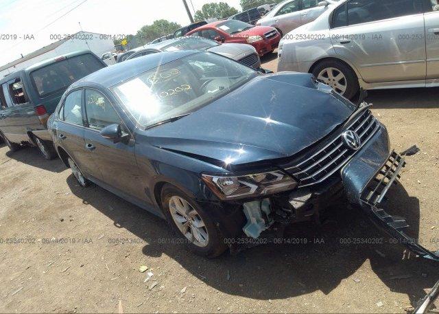 Inventory #861058142 2018 Volkswagen PASSAT