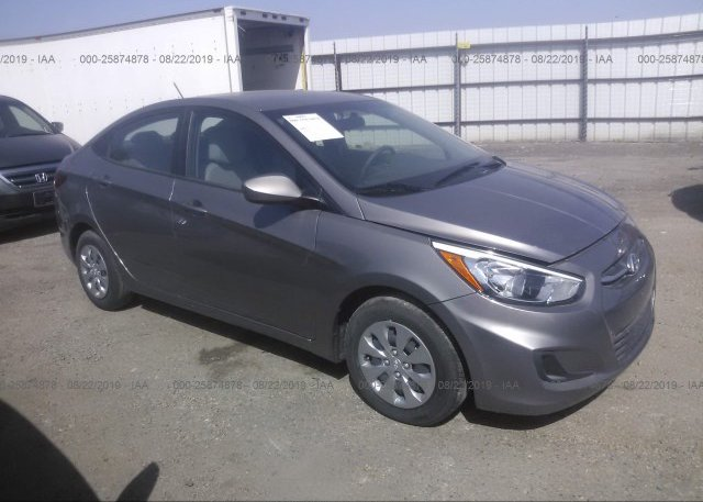 Inventory #408092756 2017 Hyundai ACCENT