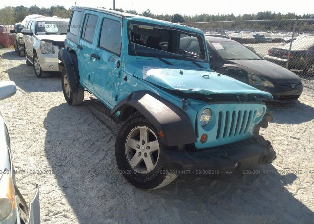 Inventory #379414803 2013 JEEP WRANGLER UNLIMITED