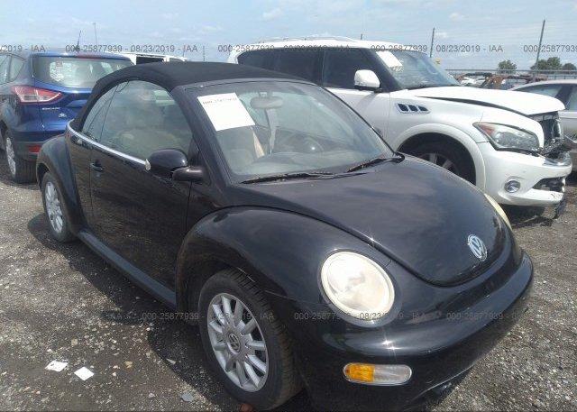 Inventory #928470780 2004 Volkswagen NEW BEETLE