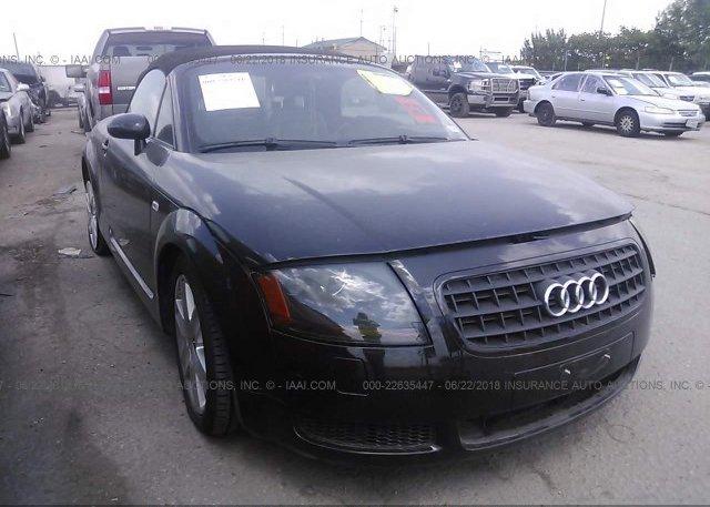 Inventory #670768338 2004 AUDI TT