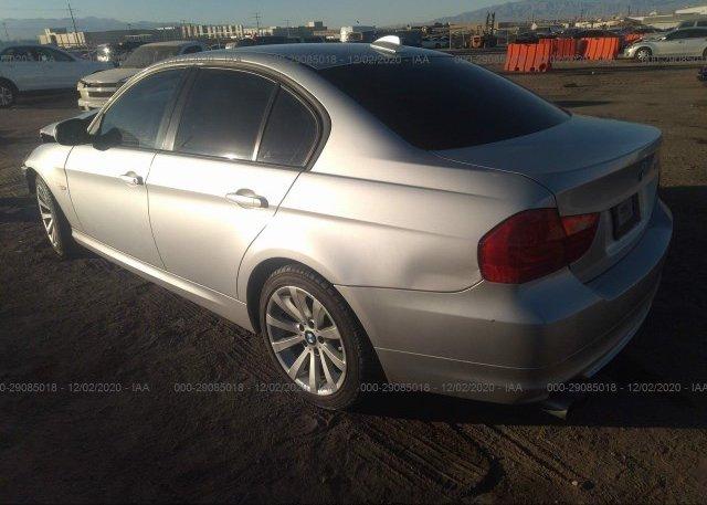 купить 2011 BMW 3 SERIES WBAPH7C53BA801023