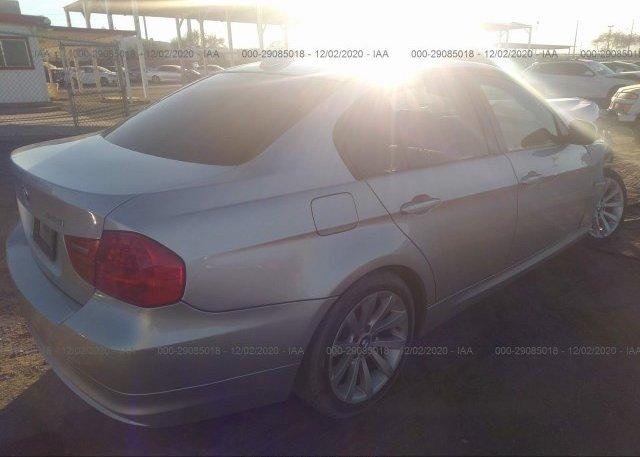 цена в сша 2011 BMW 3 SERIES WBAPH7C53BA801023
