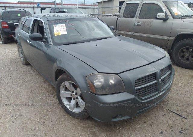 Inventory #643993331 2005 Dodge MAGNUM