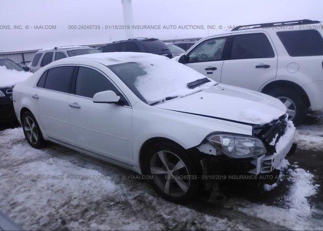 Inventory #154687020 2012 Chevrolet MALIBU