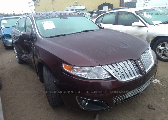 Inventory #534075973 2012 Lincoln MKS