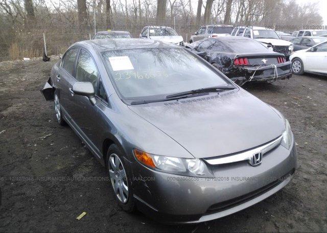Inventory #671861282 2007 Honda CIVIC