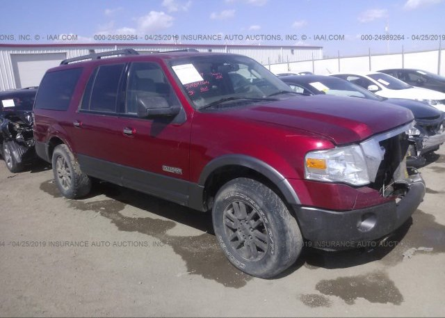 Inventory #291083893 2007 FORD EXPEDITION