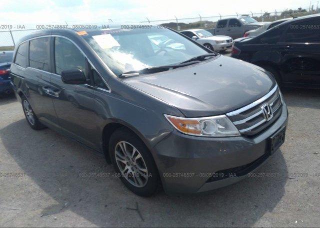 Inventory #876819191 2012 Honda ODYSSEY