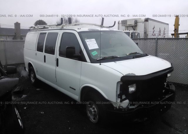 Inventory #845273454 2005 Chevrolet EXPRESS G2500