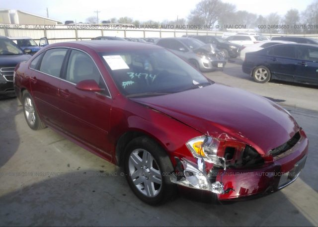 Inventory #168439230 2015 Chevrolet IMPALA LIMITED