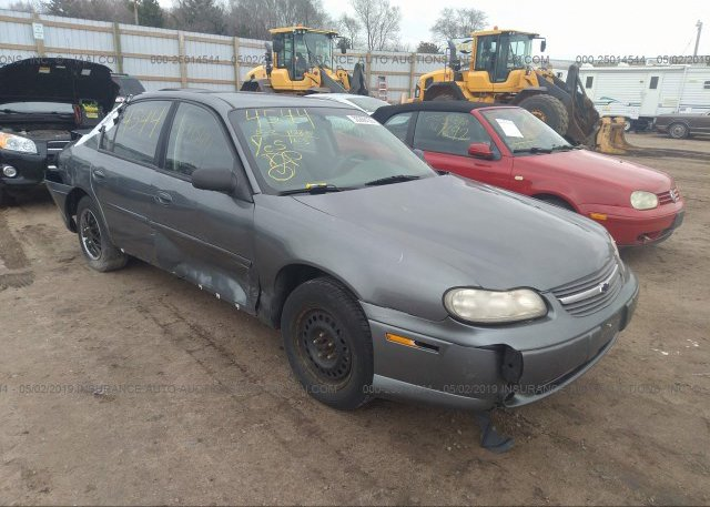 Inventory #726860000 2005 Chevrolet CLASSIC