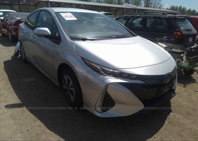 Inventory #578801475 2017 Toyota PRIUS PRIME