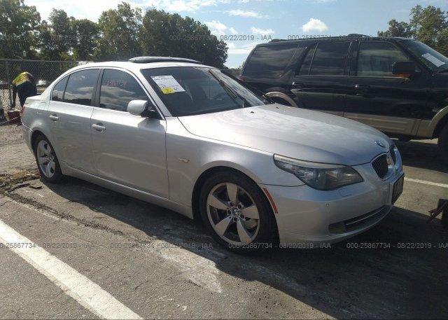 Inventory #640910215 2008 BMW 528